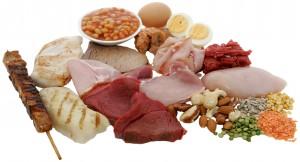 تاثیر پروتئین بر از بین رفتن چربی شکم