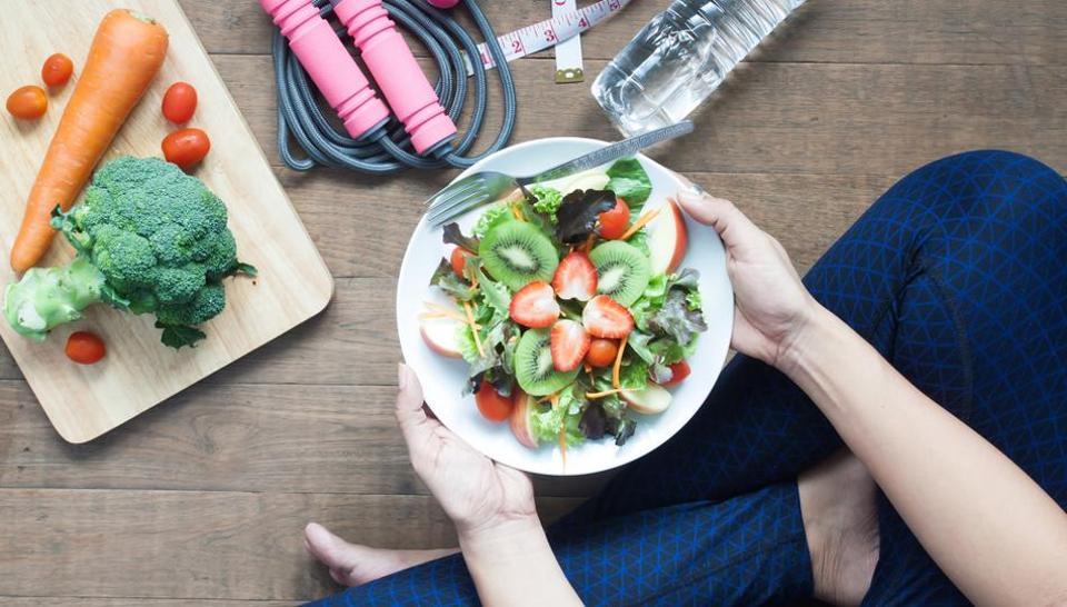 رژیم غذایی برای از بین بردن سلولیت
