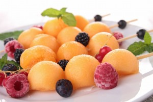 بهترین زمان خوردن میوه های یخ زده