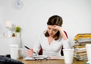 استرس و تاثیر آن بر از بین بردن چربی شکم