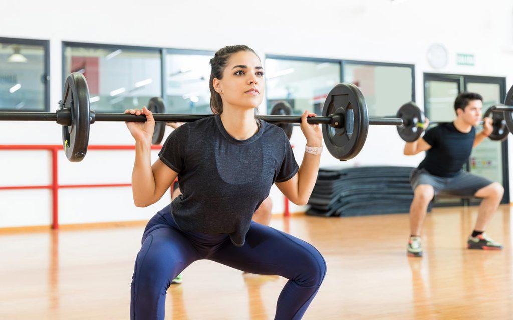 افزایش وزن بدون برگشت با ورزش
