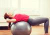 پیشگیری از کمردرد در ورزش بدنسازی با تمرینان ثبات مرکزی