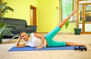 ورزش راهکاری ساده برای از بین بردن سلولیت