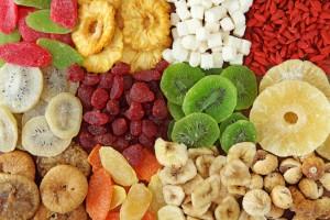افزایش وزن بدون افزایش چربی با خوردن میوه خشک