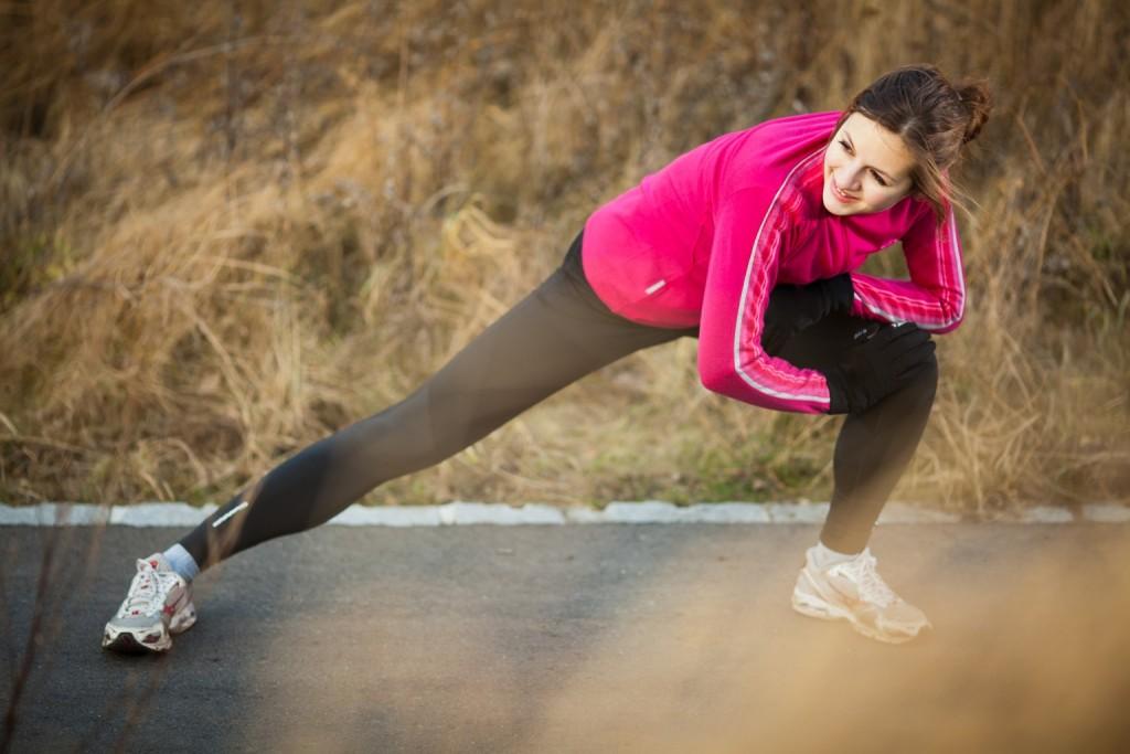 حرکات کششی برای گرم کردن بدن قبل از ورزش