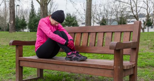 خستگی ناشی از گرم کردن بدن قبل از ورزش
