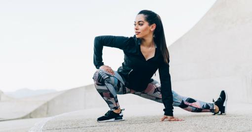 حرکات کششی مناسب سرد کردن برای تسریع ریکاوری بعد از ورزش