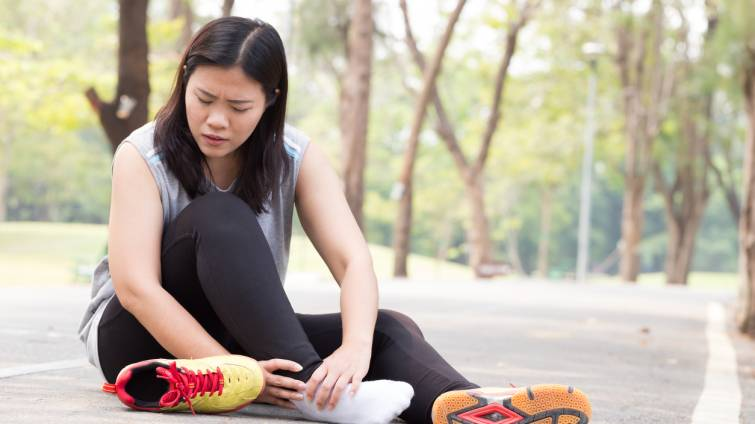 کوفتگی و بدن درد بعد از ورزش