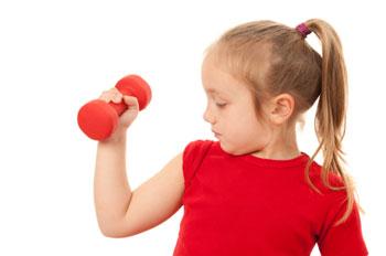 اهمیت ورزش برای کودکان در بدنسازی