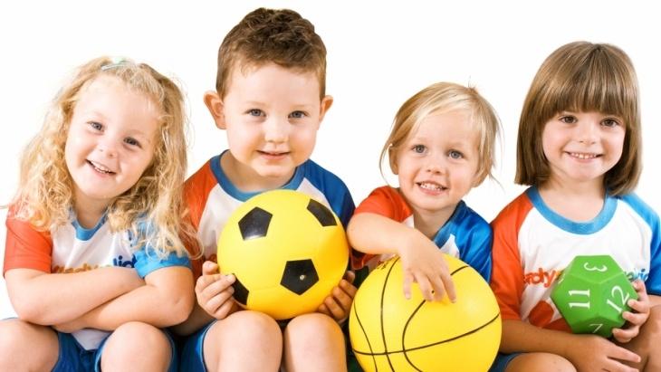 اهمیت ورزش برای کودکان و شروع ورزش