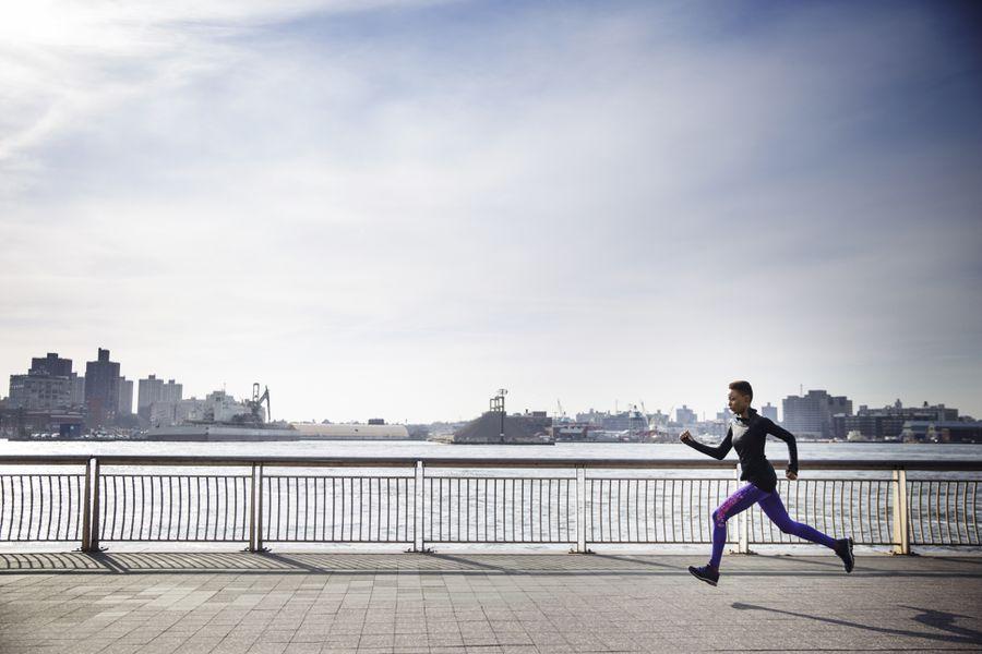 آموزش روش صحیح دویدن و نحوه اصلاح دویدن