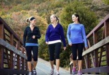 پیاده روی برای کاهش وزن و لاغری