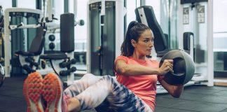 حرکات چرخشی باعث کمردرد در ورزش بدنسازی