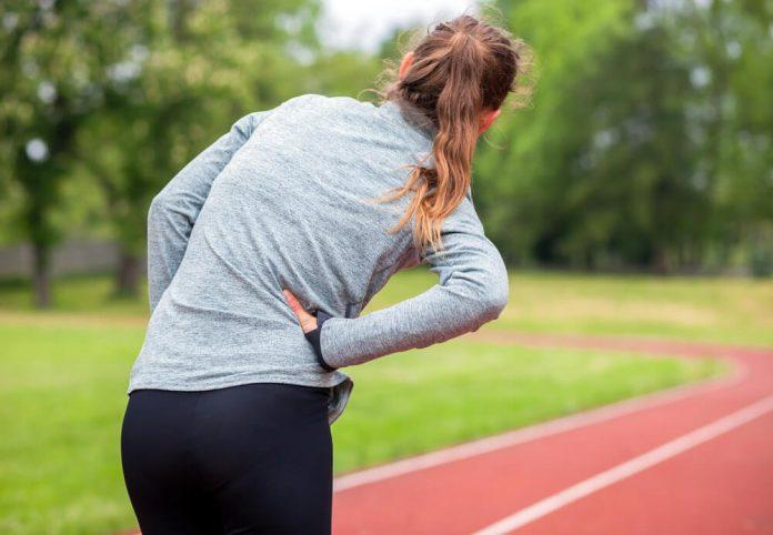 درد پهلو هنگام دویدن در ورزش