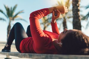 اندازه گیری ضربان قلب استراحتی ورزش