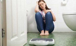 پرخوری عصبی در زنان