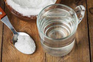 نمک و احتباس آب