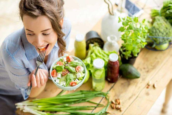 رژیم گیاهخواری چیست