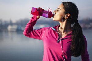 دهیدراسیون و لرزش عضلات در ورزش