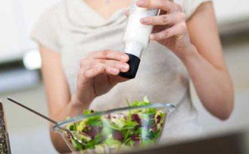 نمک و چاقی با احتباس آب