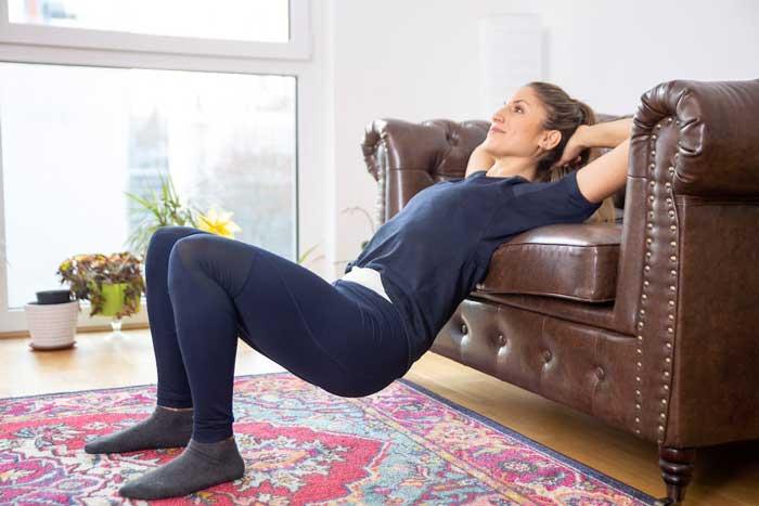 آموزش حرکت هیپ تراست hip thrust برای فرم دهی به باسن